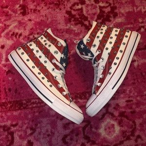 Chuck Taylor All Star Americana High Top sneakers